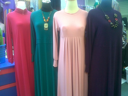 Eko Kusnurhadi Grosir Tanah Abang Baju Muslim