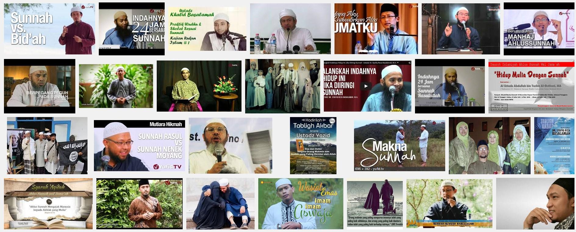 Eko Kusnurhadi Tanya Jawab Kajian Ustadz Sunnah di Youtube